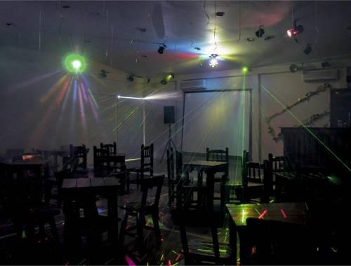 bar y discoteca hotel tucanes